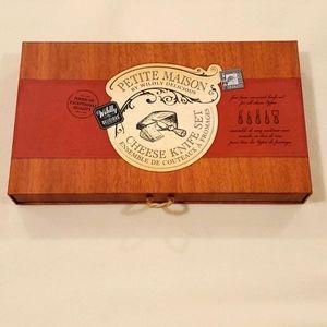 Petite Maison Cheese Knife Set